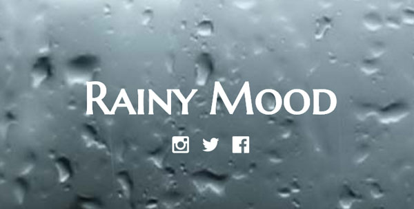 Rainy Mood - Helps you to focus, relax, and sleep  Now available for